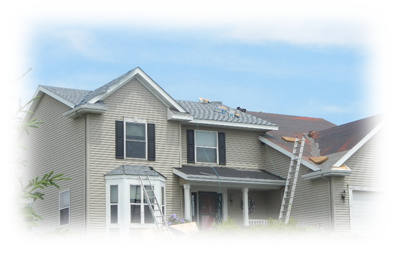Residential Roofing and Roof Replacement - Corbin Exteriors Storm Damage Insurance Claim Help and Assistance in the Minnesota Twin Cities areas around Minneapolis and St. Paul, MN